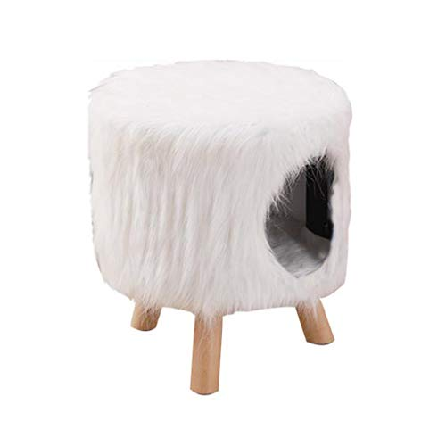 Dressing Tables Make-up Kruk Slaapkamer Dressoir Kruk Thuis Kruk Moderne Minimalistische Schoen Bench Meisje Hart Huisdier Kat Litter