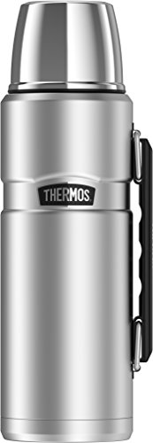 Thermos en acier inoxydable King