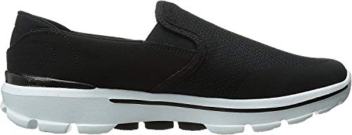 Zapatillas Skechers Go Walk 3 Charge para Hombre, Color Negro, Talla 45.5 EU