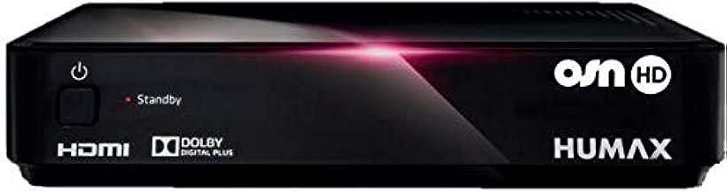 جهاز استقبال ستالايت رقمي من هيوماكس - قنوات او اس ان مجانية اتش دي - 1000-S