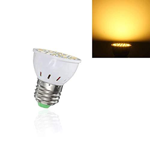 Allamp LED-Birnen-E27 AC85-265V 3.5W 24 SMD 5730 warmes Weiß LED Spot Lightt Birnen 350LM