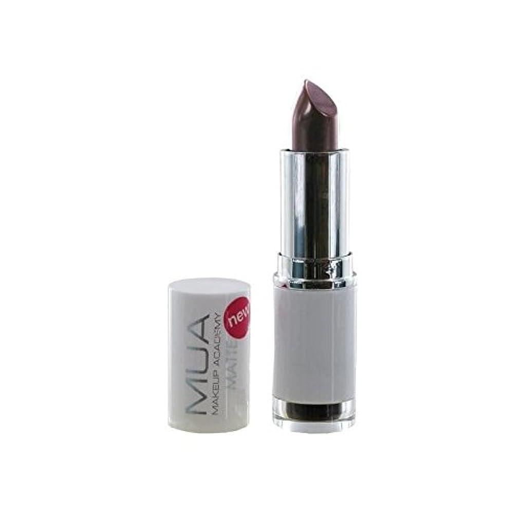 鼓舞する振動するホステスマット口紅 - ワイルドベリー x2 - MUA Matte Lipstick - Wild Berry (Pack of 2) [並行輸入品]