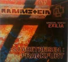 Rammstein Special Guest Exilia: Städtereisen: Frankfurt 2004 (2 CD Digipack)
