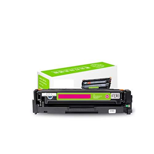 GYBY Color toner cartridge cf400a toner cartridge m252n m277dw 201a 252dw 277dw kleur laser printer LaserJet Pro m274n cartridge cartridge, size, Rood