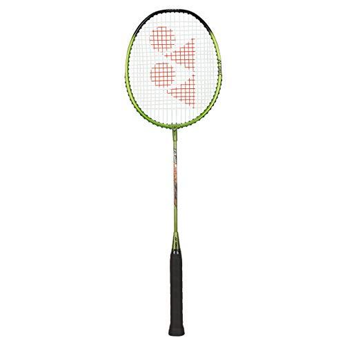 YONEX ZR 111LT Aluminum Strung Badminton Racquet (Lime)
