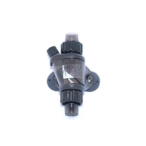 "NilocG Aquatics | Intense Atomic Inline Co2 Atomizer Diffuser for Planted Aquariums Tanks (16/22mm(5/8"") Tubing)"