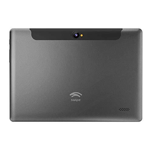 Swipe Slate 2 Tablet (10.1-inch, 2GB, 16GB, Wi-Fi + LTE + Calling), Grey
