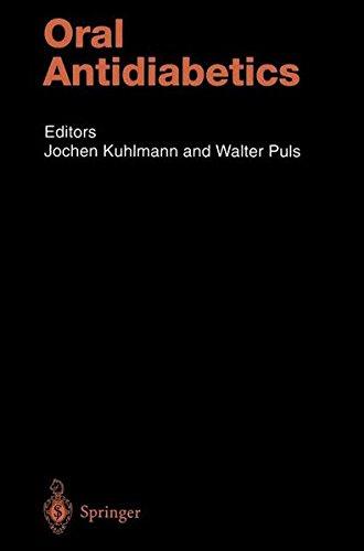 Oral Antidiabetics (Handbook of Experimental Pharmacology (119))