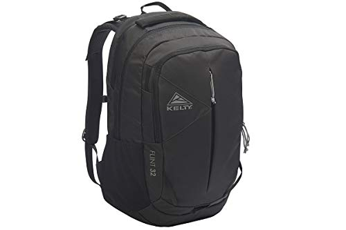 Kelty Flint Backpack, Black - 32L Daypack