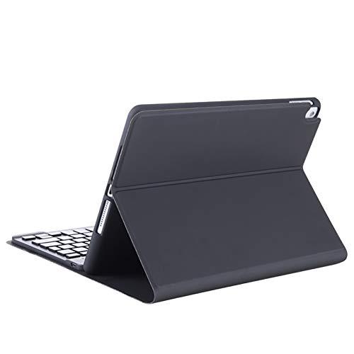 HHF Pad Accesorios para iPad Air 4 Air4, TPU Slot Split Wireless Bluetooth Teclado Tablet Funda de la Tableta de Cuero PU Cubierta para iPadair 2020 A2072 A2324