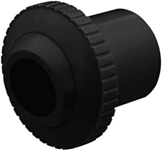 Pentair 540043 Black Directional Insider Eyeball with 3/4-Inch Opening and 1-1/2-Inch Slip Inlet Replacement, Pool Wall Fittings