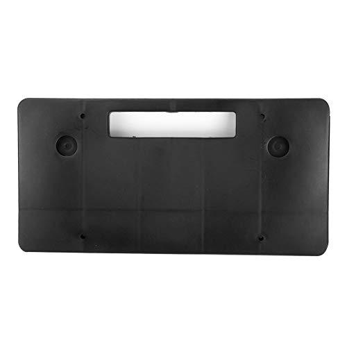 Akozon Front License Plate Bracket Frame -Compatible for WRX Mount Tag Holder, Mounting Bracket License Tag Relocation Support Holder Kit Fit For Subaru
