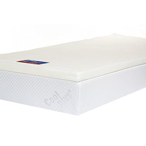 Memory Foam Topper For Super King Size Amazon Co Uk