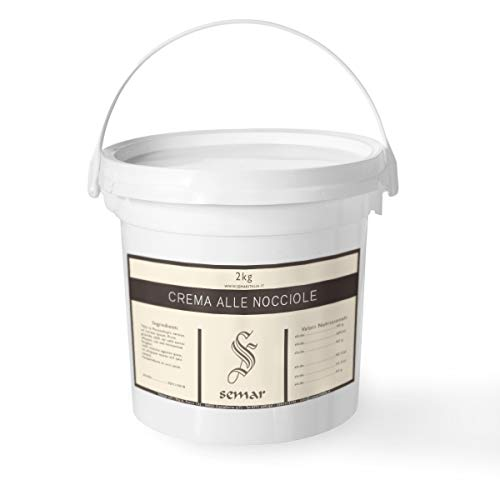Cioccolato Gianduia - PRONTO USO - per fontane di cioccolato da 2 Kg