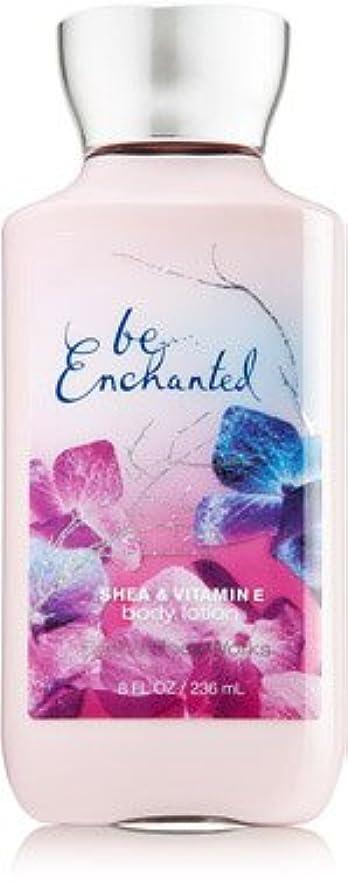 立場公平化学[Bath&Body Works] ボディーローション ビーエンチャンテッド Be Enchanted 236ml [並行輸入品]