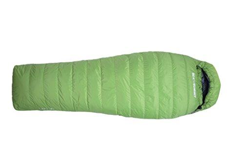 Sea to Summit Latitude LT I Sac de Couchage avec Fermeture Éclair pour gaucher Vert Taille Normale
