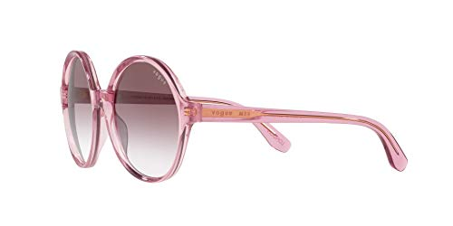 Lunettes de Soleil Vogue VO 5392S MBB X Vogue Eyewear Black/Grey 50/20/140 femme