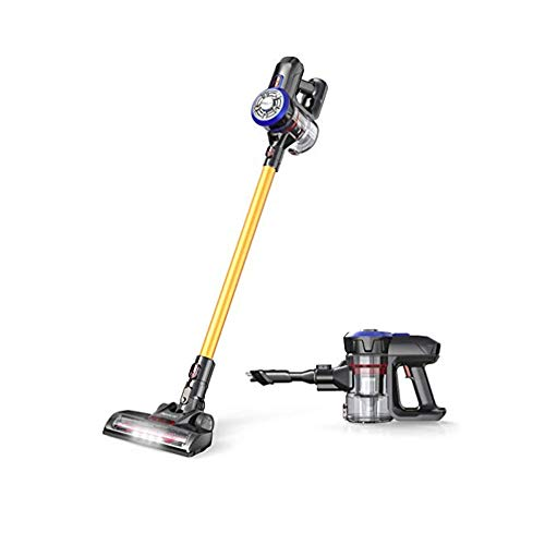 Affordable AWJ Cordless Vacuum Cleaner with 9Kpa Powerful Suction, 45min Runtime, 4 in 1 Lightweight...