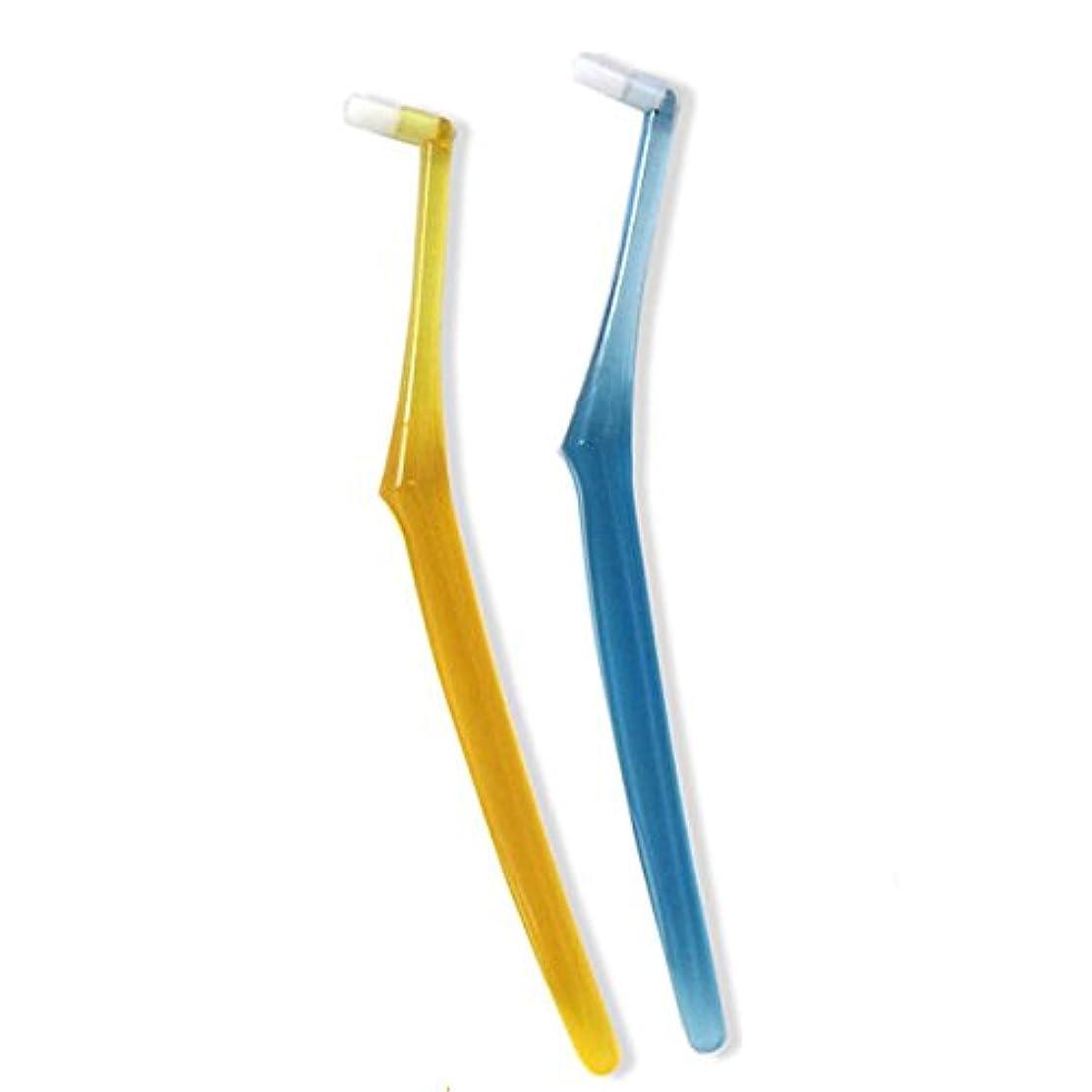 世代時折アジャ【ワンタフト】 オーラルケア インプロ インプラント専用 歯ブラシ 24本セット (US(ウルトラソフト))