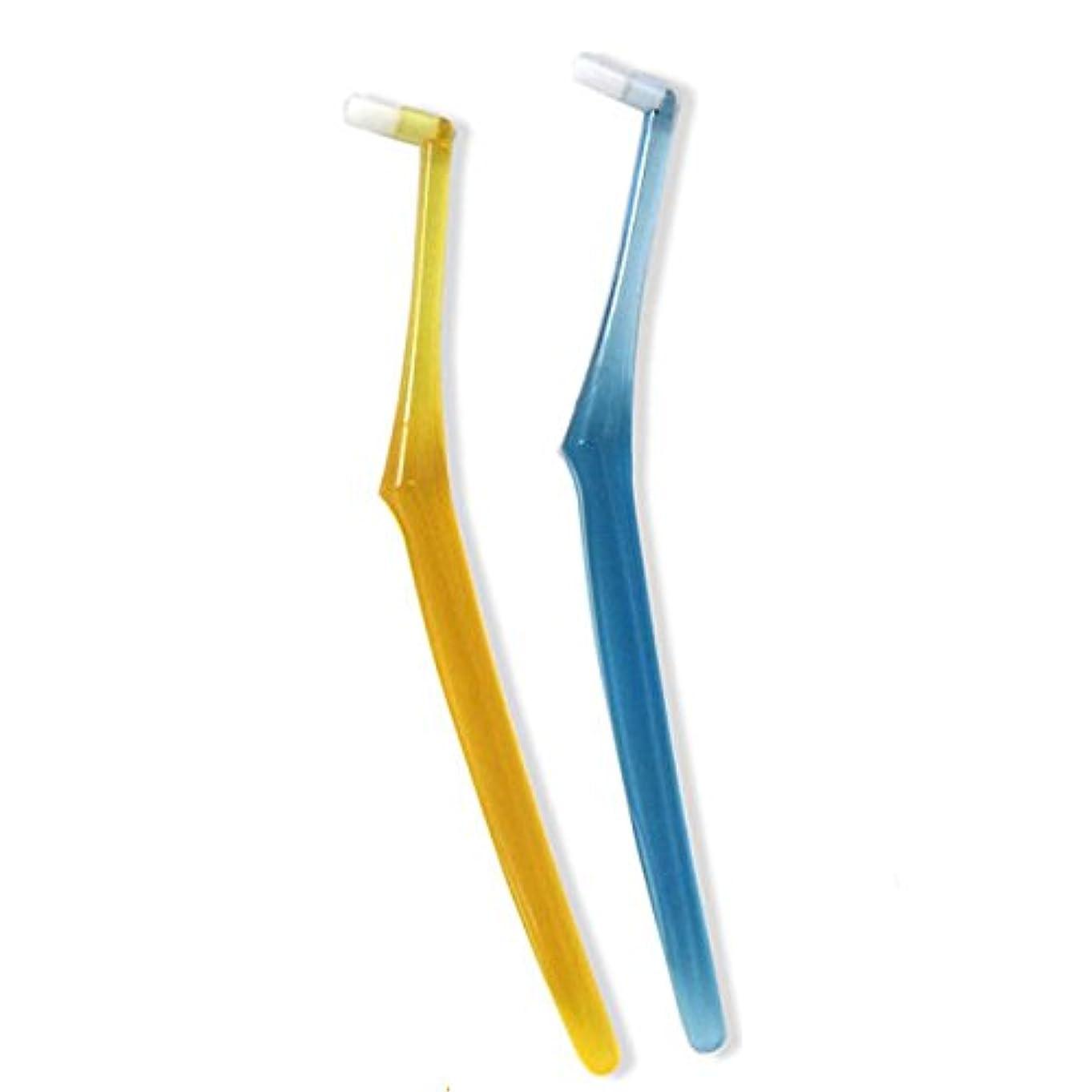 キリスト教シルクバストワンタフト インプロインプラント専用 歯ブラシ 4本セット (S(ソフト))