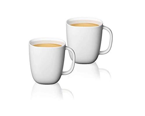 Nespresso 2x Lume Cofffee Mugs - Procelain Mugs - Porzellan Tassen - Federica Biasi Design