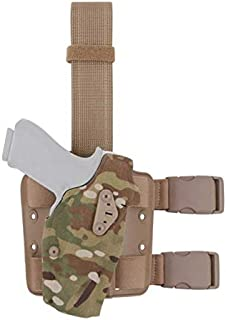 Safariland 6354DO Tactical Holster, Glock 34, 35, Cord Multi-Cam, Right Hand,