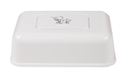 Bébé-Jou - Caja de toallitas, blanca