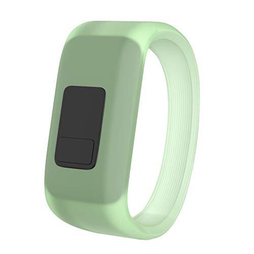 ANBEST Compatible con Garmin Vivofit 3 Reloj de Pulsera Suave Silicona Deportivo Pulsera para Garmin Vivofit JR/Vivofit JR 2/Vivofit 3 para Niños
