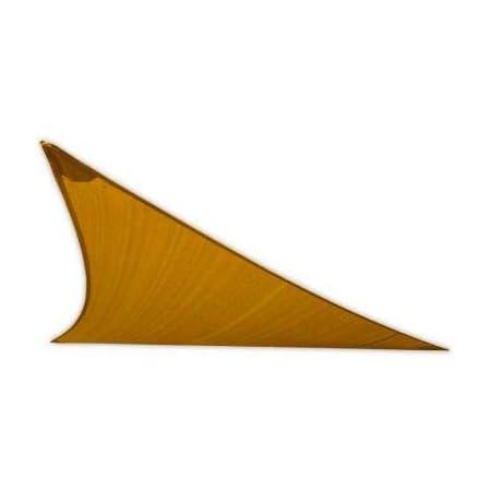 White San Diego Sun Sail Shades Right Triangle