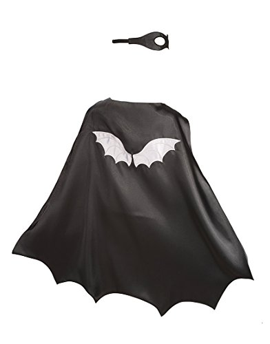 Dreamy Dress-ups 51000 Super Hero Bat Boy Cape avec masque (3–7 ans)