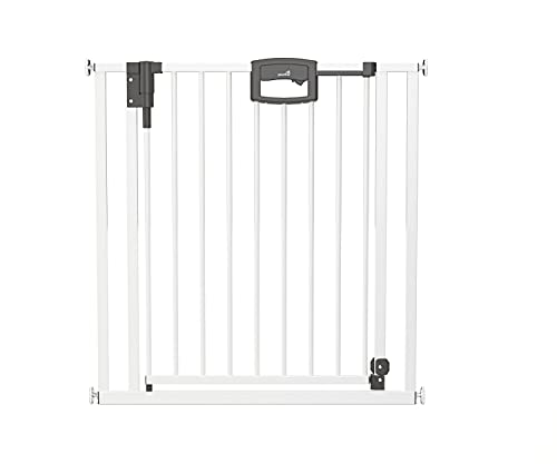 Geuther Türschutzgitter Easylock Plus - Türschutzgitter Easylock Plus zum Klemmen Metall Passung: 80, 5 cm - 88, 5 cm
