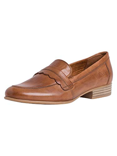 Tamaris Damen 1-1-24215-24 Slipper 305 Touch-IT , 39 EU , Cognac