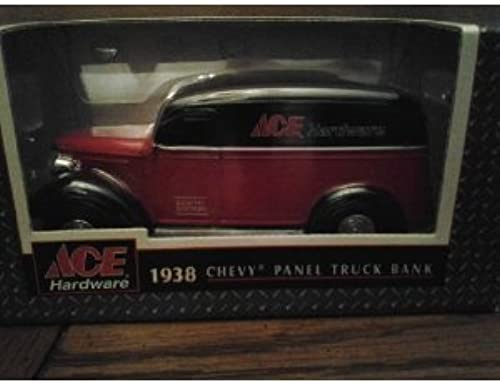 1938 evy Panel Truck Bank Ace Hardware by Division of Joseph L. Ertl, Inc.