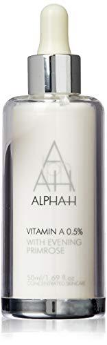 Alpha-H Vitamin A 0.5 Percent Serum With Evening Primrose, 50 ml