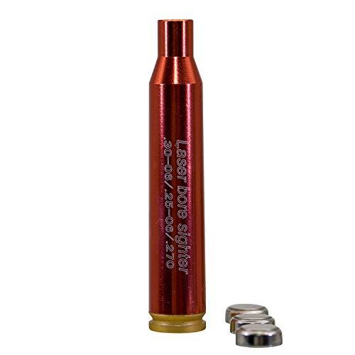 MAYMOC 30-06/25-06/270 calibro cartuccia Laser Bore Sighter collimatore