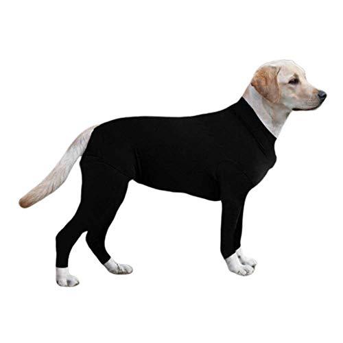 Bebliss Postoperative Protection Body met lange mouwen overall voor honden, S/M/L