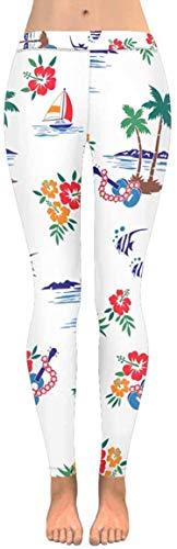Bernice Winifred Pintura de la Torre Eiffel París Leggings Capri elásticos Personalizados Pantalones Ajustados para Yoga Correr Pilates Gimnasio XL
