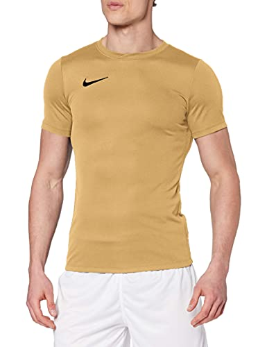 NIKE Herren Kurzarm T-Shirt Trikot Park VI, Gold (Jersey Gold/Black/738), XL