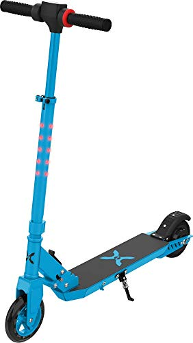 Hover-1   Blue Comet Folding E-Scooter Electric Kick Scooter Foldable and Portable with 6' Tire for Kids