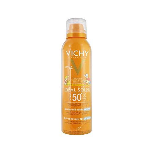Vichy Ideal Soleil Antisand FPS 50 en Spray KIDS 200ml