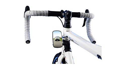 Bike-Eye Frame Mount Mirror: Wide by Bike-Eye