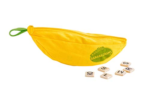 Spanish Bananagrams - Multi-Award-Winning Word and Language Game