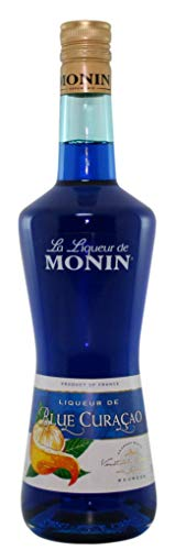 Monin Blue Curacao Liqueur - 700 ml