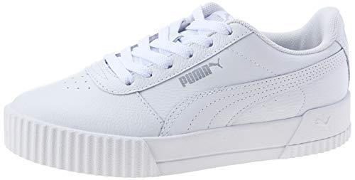Tênis Carina L, Puma, Feminino, Branco/Branco, 36