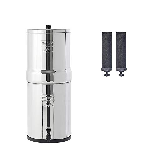 Imperial Berkey Gravity-Fed - Key Features