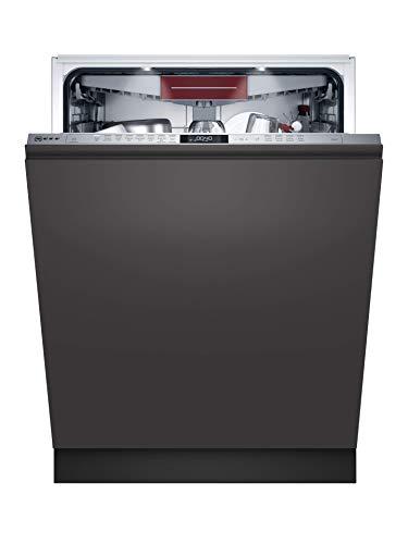 Neff S257ZCX35E N 70 XXL-Vollintegrierter Geschirrspüler, 14 Maßgedecke, 60cm