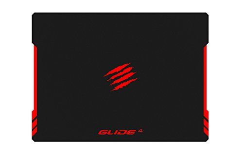 Mad Catz GLIDE 4 Gaming Maus Pad Matte - schwarz