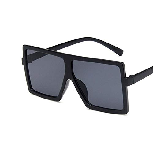 ZZOW Moda De Gran Tamaño Cuadrado Encantador Gafas De Sol Niño Niña TendenciaGafas De Sol Sombras Uv400