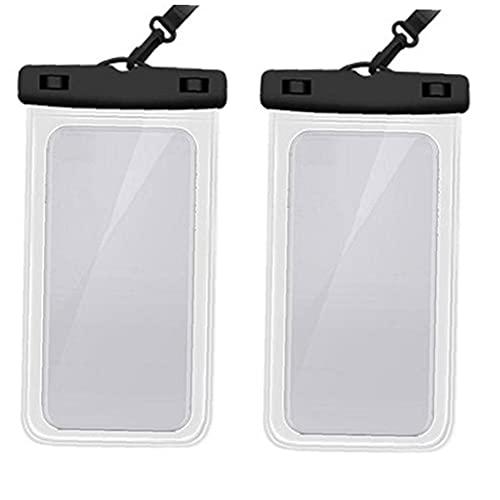 La Caja del teléfono Resistente al Agua, bajo el Agua Bolsa del teléfono del Bolso seco con Correa para la natación esnórquel lloviendo a Prueba de Polvo para el iPhone 12 11 XS XS
