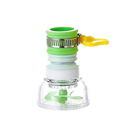 SEKULA Booster Dusche Küche Home Wasserfilter Hahnkopf 360 Grad drehbare Wasserhahndüse